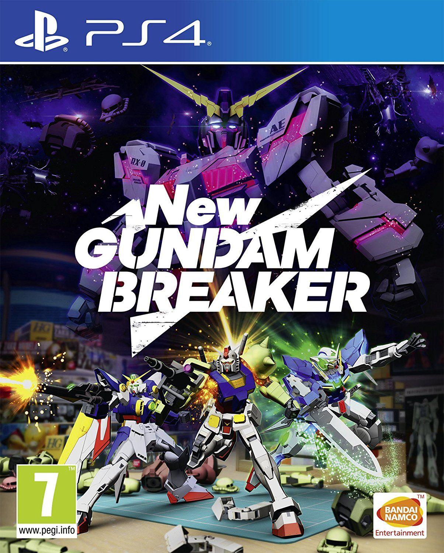 New Gundam Breaker (PS4) - 1