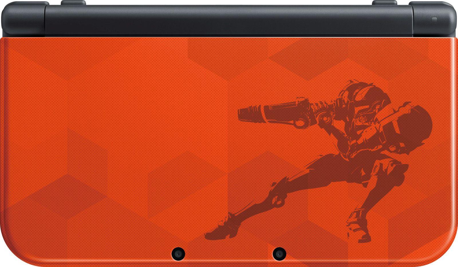 New Nintendo 3DS XL Samus Returns Limited Edition - 5
