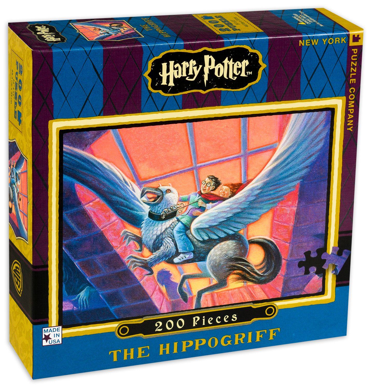 Пъзел New York Puzzle от 200 части - Хипогриф - 2