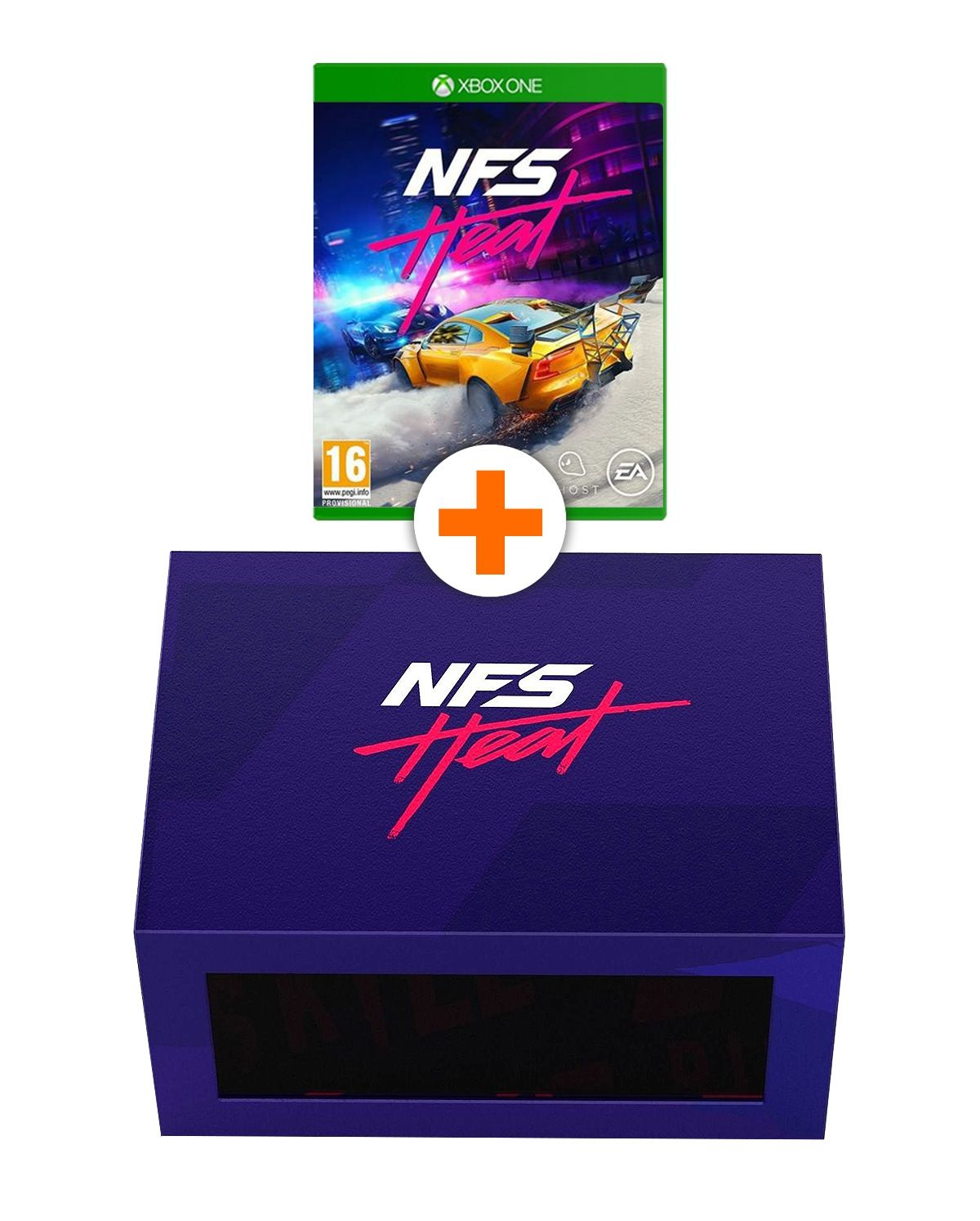 Need For Speed: Heat - Ultimate Edition (Xbox One) - 1