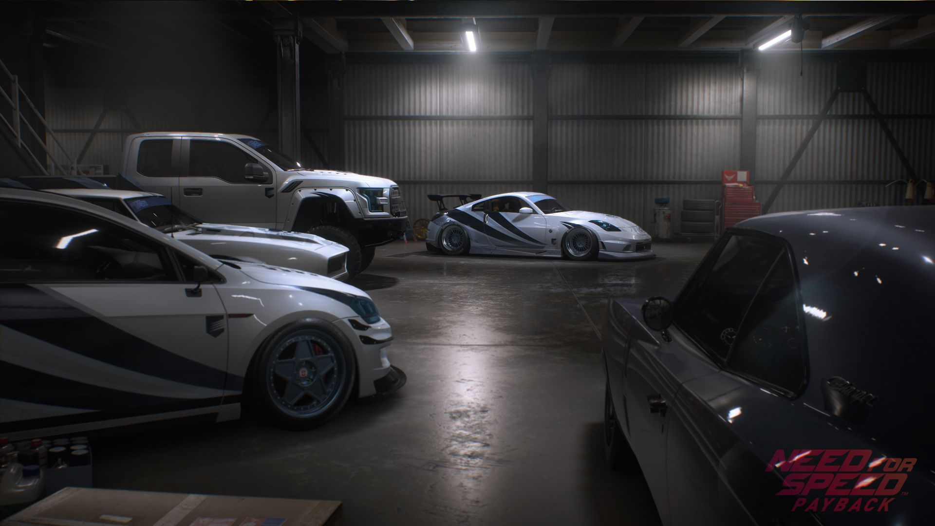 Need for Speed Payback (PS4) - 9