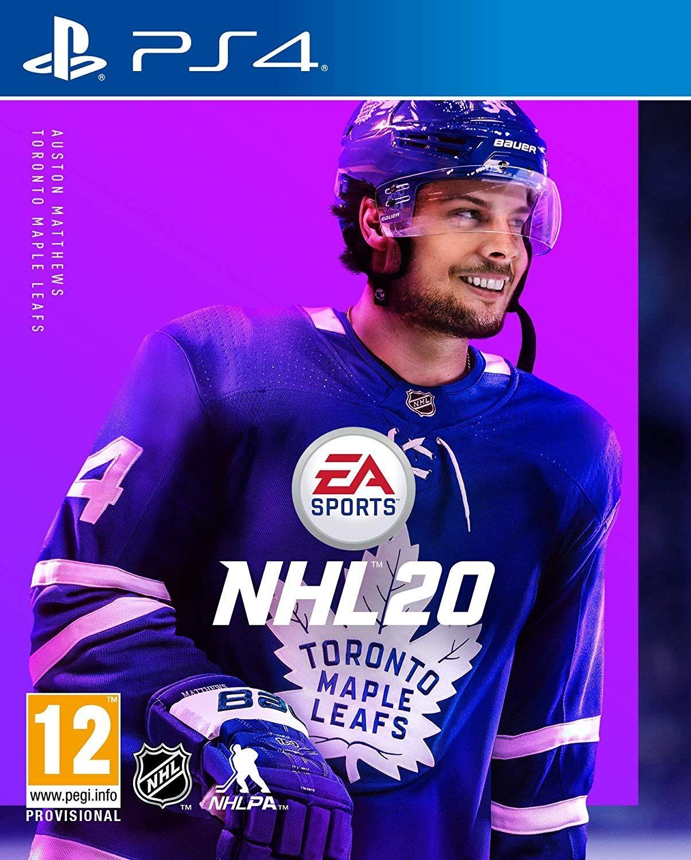 NHL 20 (PS4) - 1