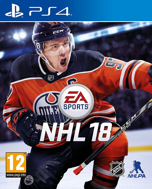NHL 18 (PS4) - 1