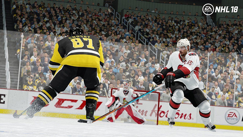 NHL 18 (PS4) - 6