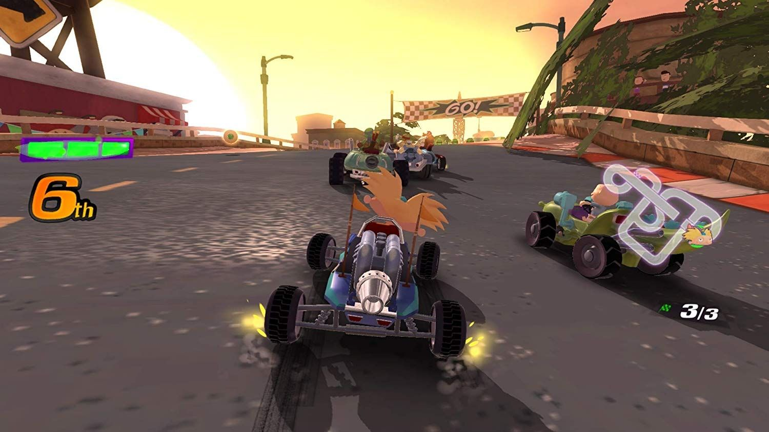 Nickelodeon Kart Racers (PS4) - 6