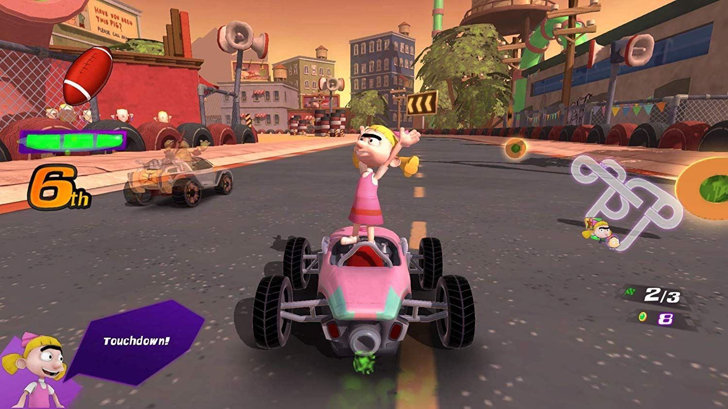 Nickelodeon Kart Racers (PS4) - 12