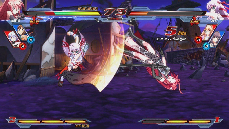 Nitroplus Blasterz: Heroines Infinite Duel (PS4) - 3