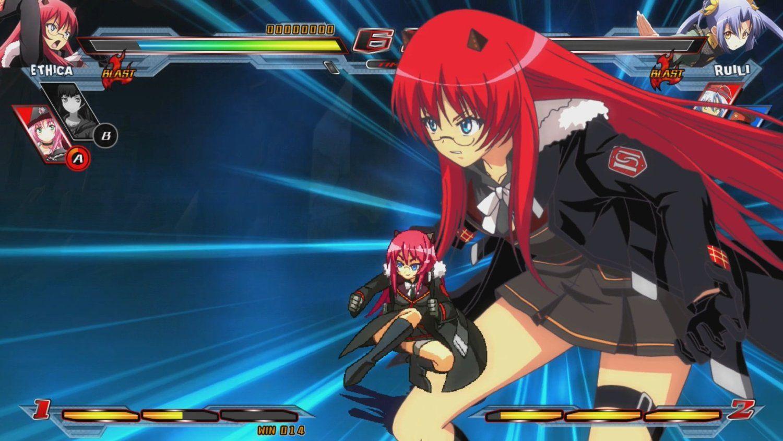 Nitroplus Blasterz: Heroines Infinite Duel (PS4) - 5