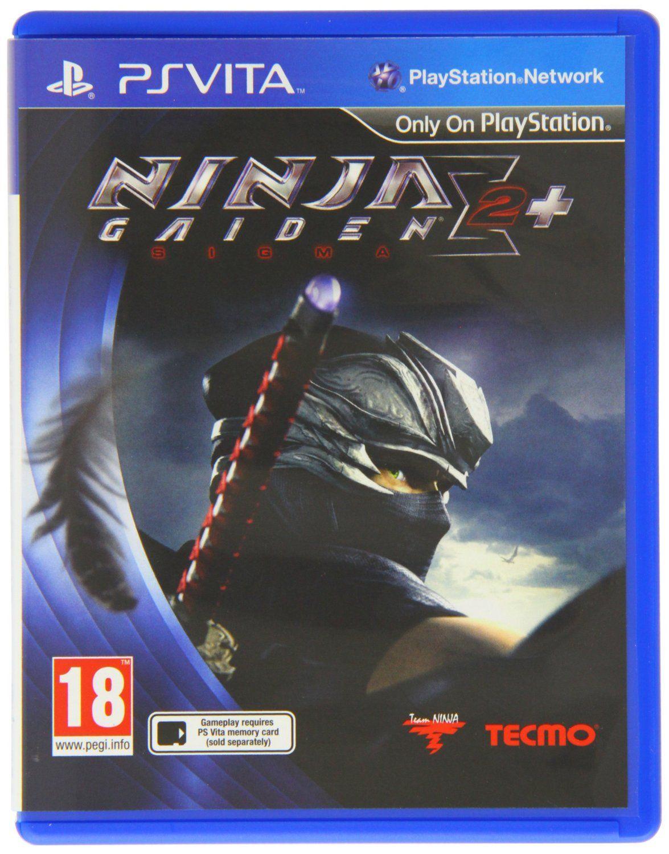 Ninja Gaiden Sigma 2 Plus (Vita) - 1