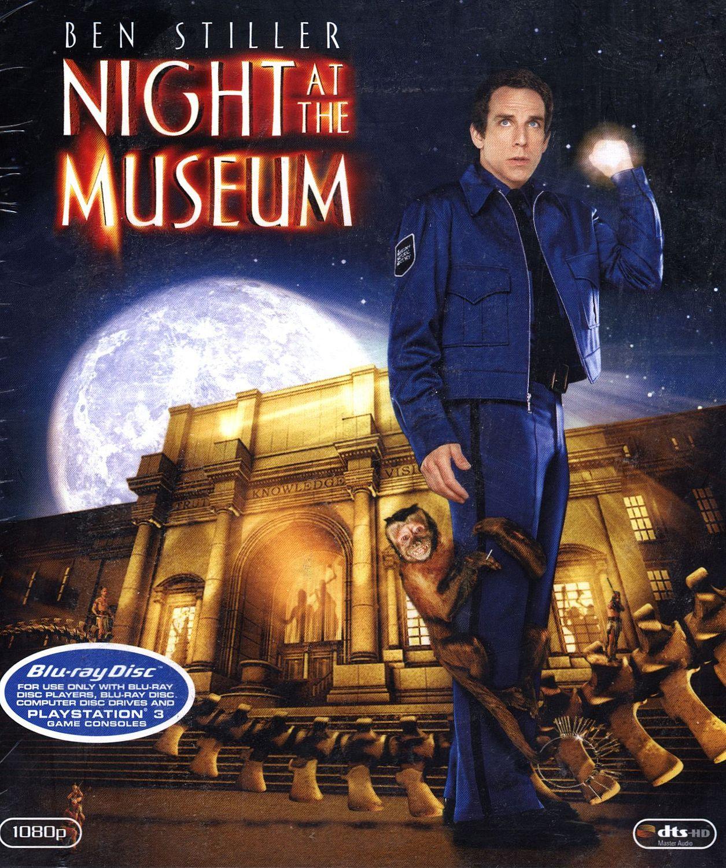 Нощ в музея (Blu-Ray) - 1