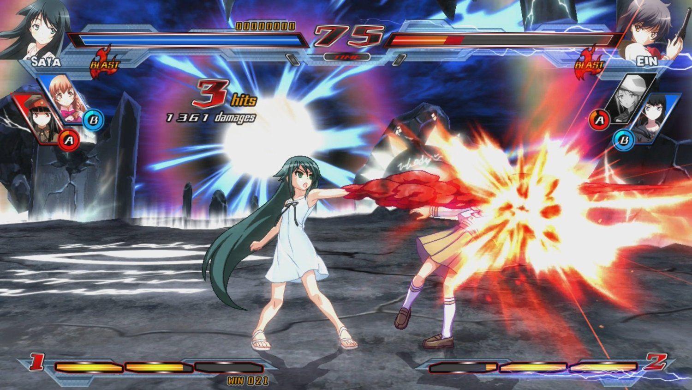 Nitroplus Blasterz: Heroines Infinite Duel (PS4) - 7
