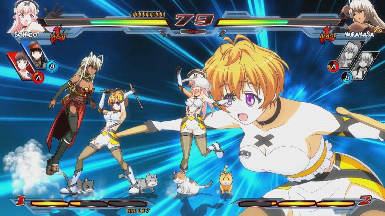 Nitroplus Blasterz: Heroines Infinite Duel (PS4) - 8