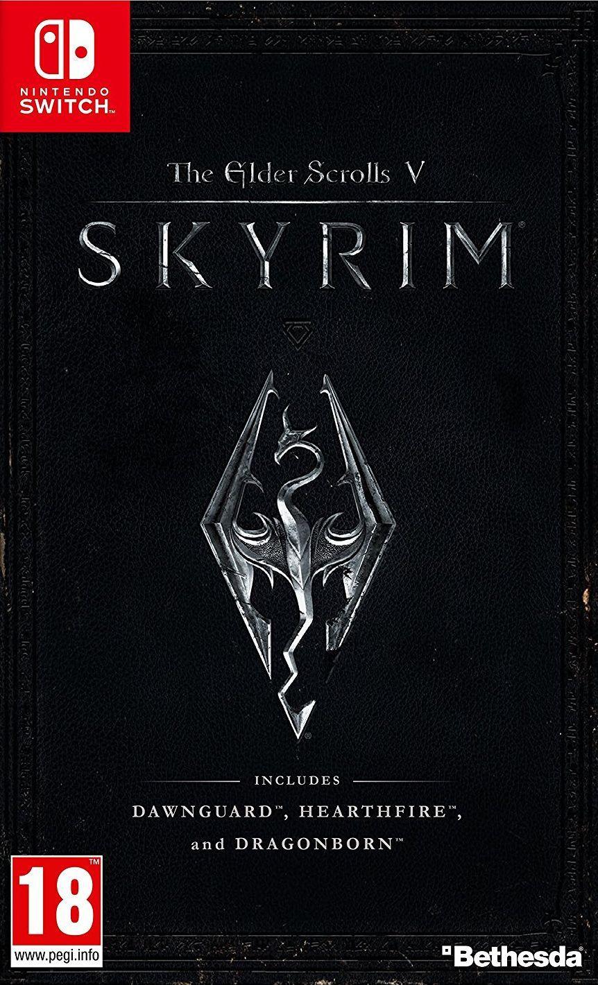 Elder Scrolls V: Skyrim (Nintendo Switch) - 1