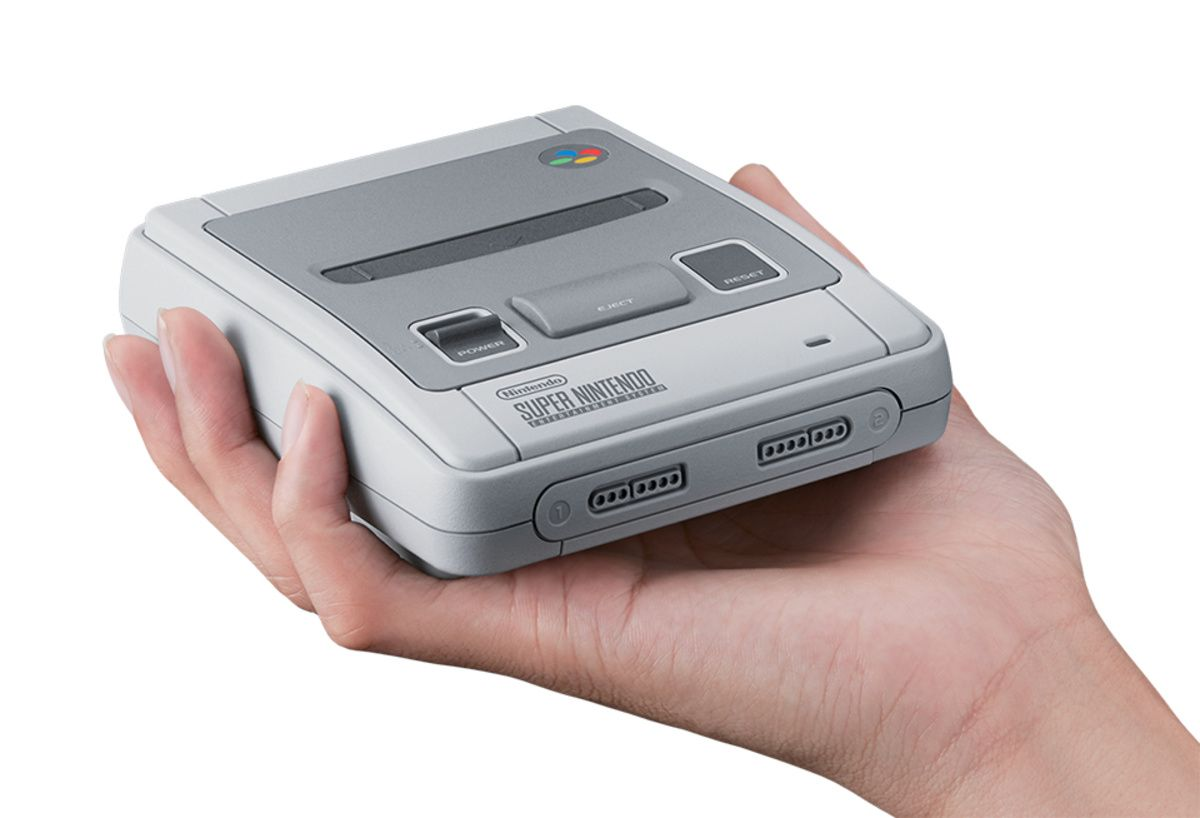 Nintendo SNES Classic Edition - 2