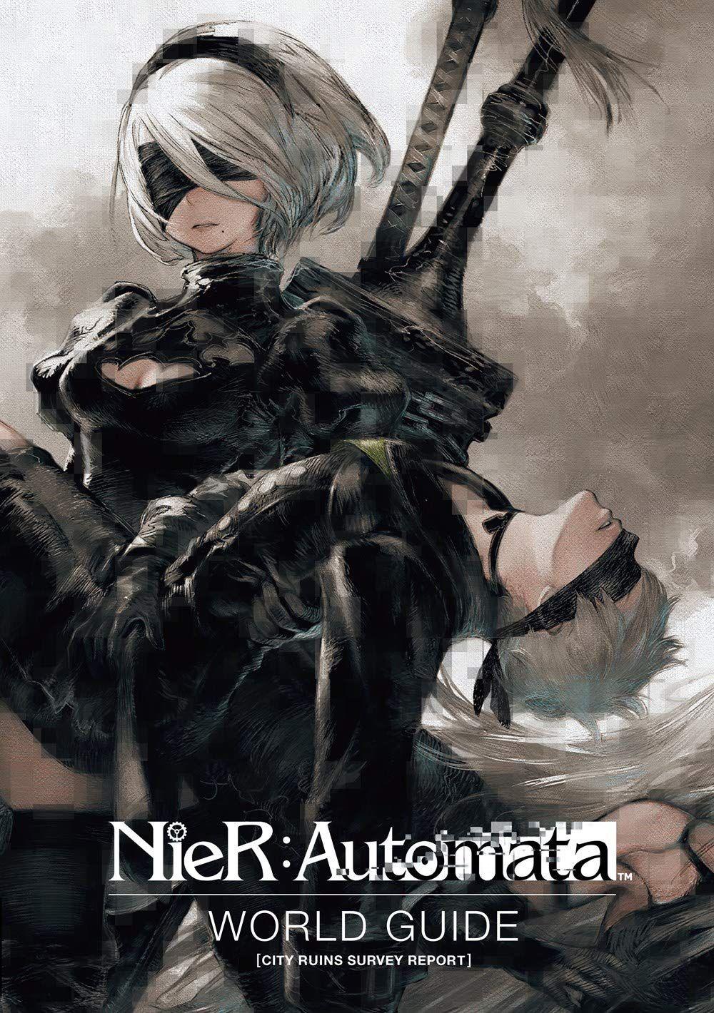 NieR: Automata - World Guide, Volume 1 - 1