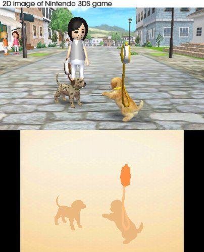Nintendogs + Cats - French Bulldog (3DS) - 9