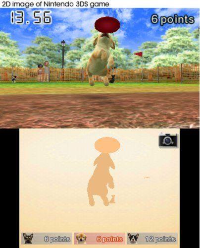 Nintendogs + Cats - French Bulldog (3DS) - 4
