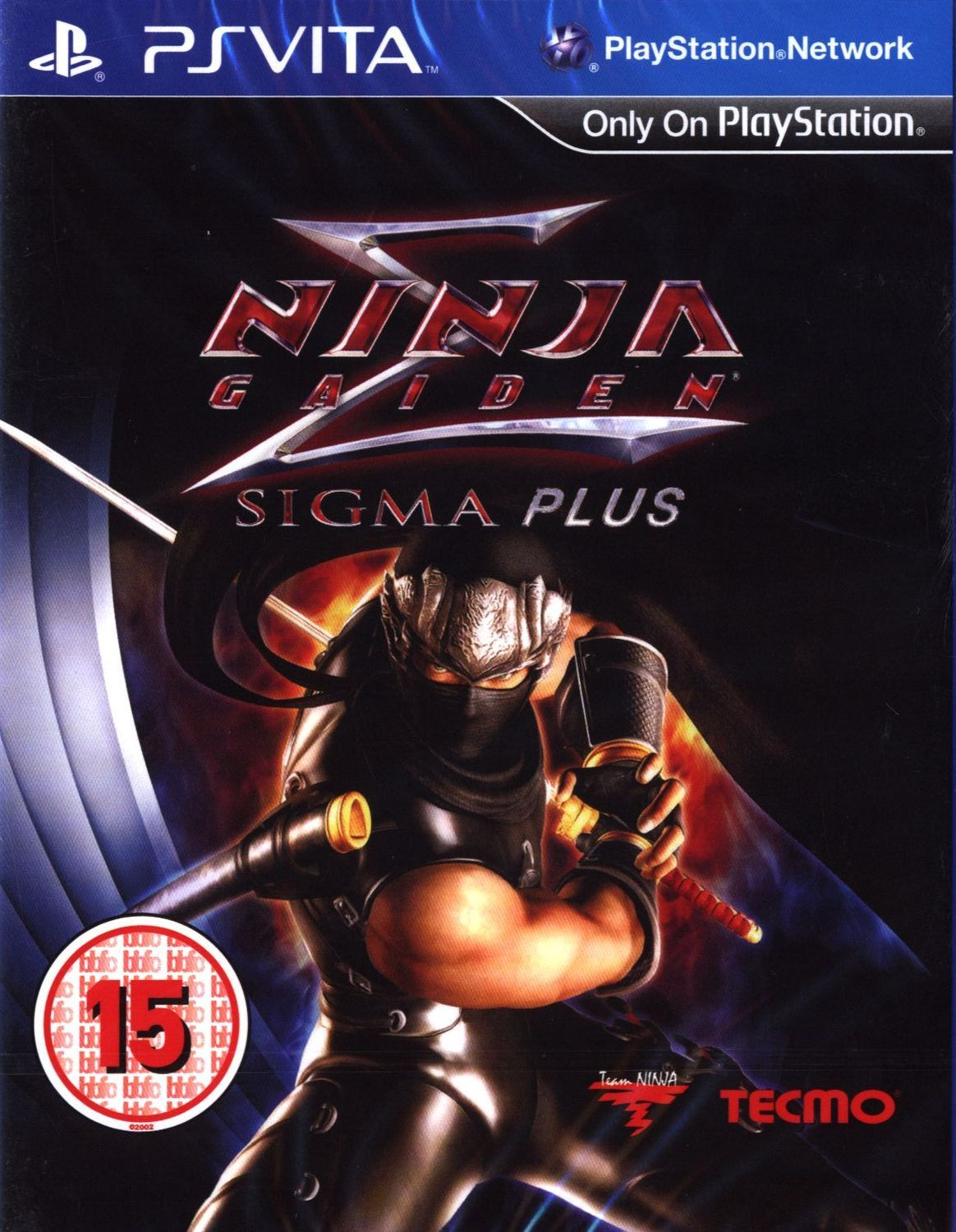 Ninja Gaiden Sigma Plus (PS Vita) - 1