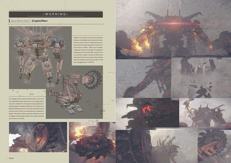 NieR: Automata - World Guide, Volume 1 - 7