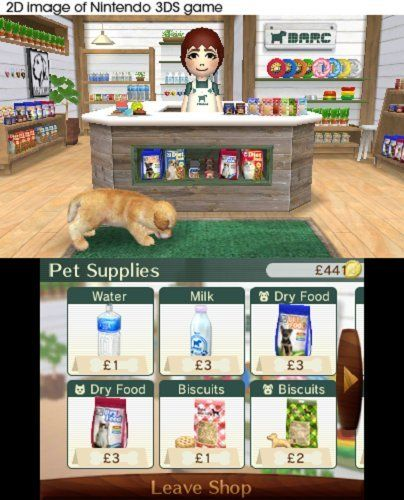 Nintendogs + Cats - French Bulldog (3DS) - 6