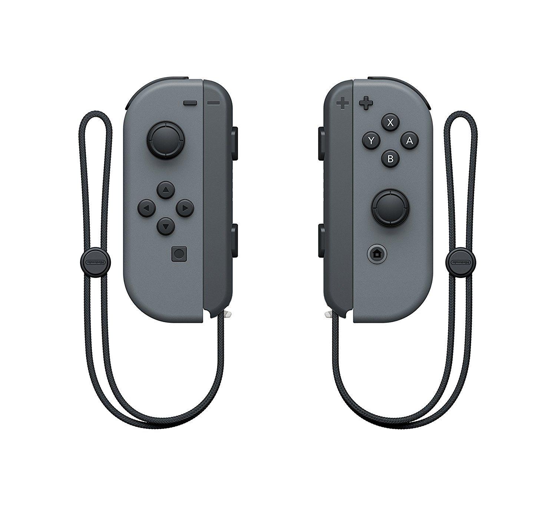 Nintendo Switch Joy-Con Strap - сива - 4