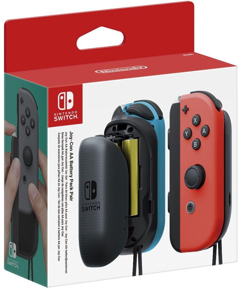 Nintendo Switch Joy-Con AA Battery Pack - 1