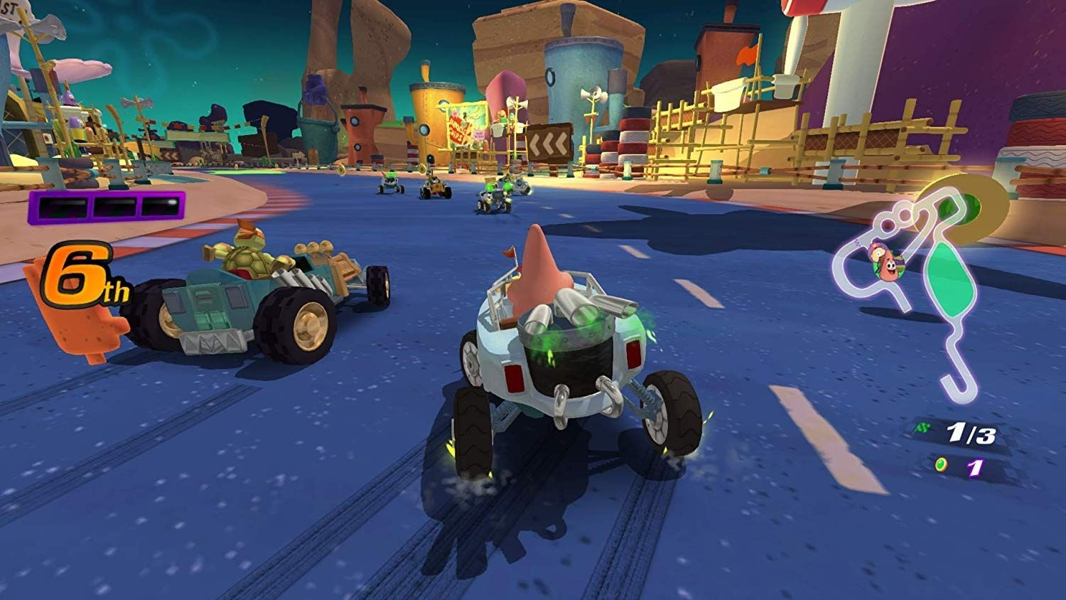 Nickelodeon Kart Racers (PS4) - 13