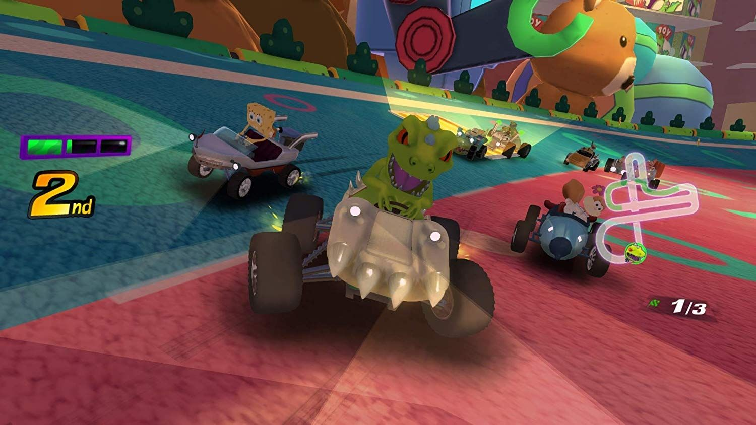 Nickelodeon Kart Racers (PS4) - 11