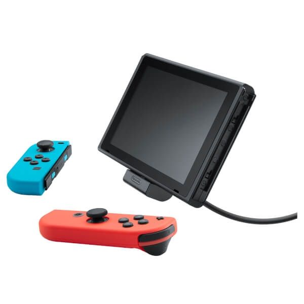 Nintendo Switch Adjustable Charging Stand - 4
