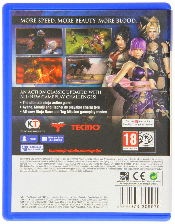 Ninja Gaiden Sigma 2 Plus (Vita) - 2