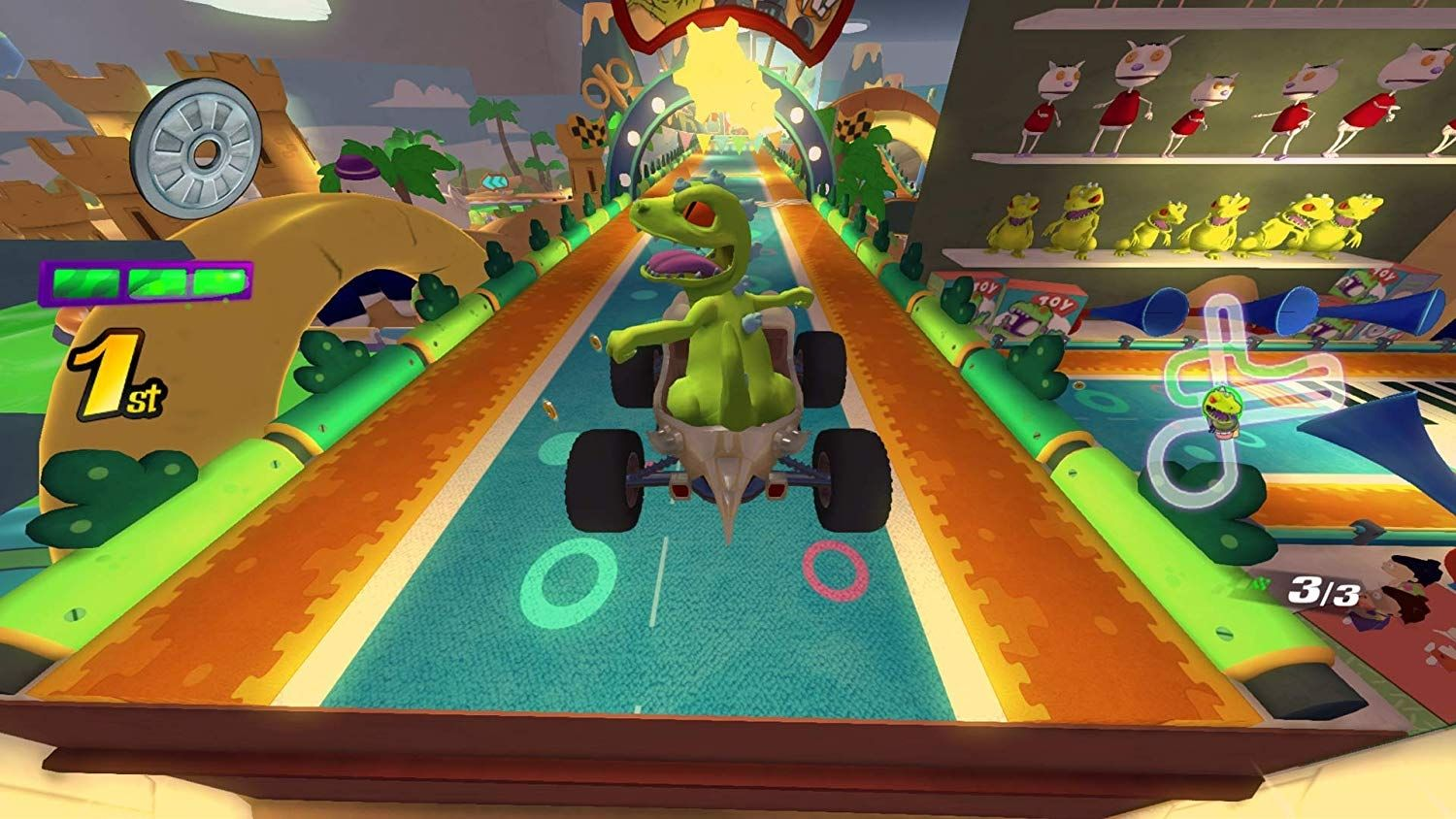 Nickelodeon Kart Racers (PS4) - 10