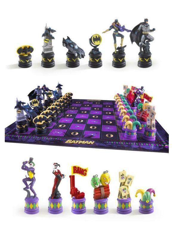 Шах Noble Collection - Batman Dark Knight vs Joker - 4