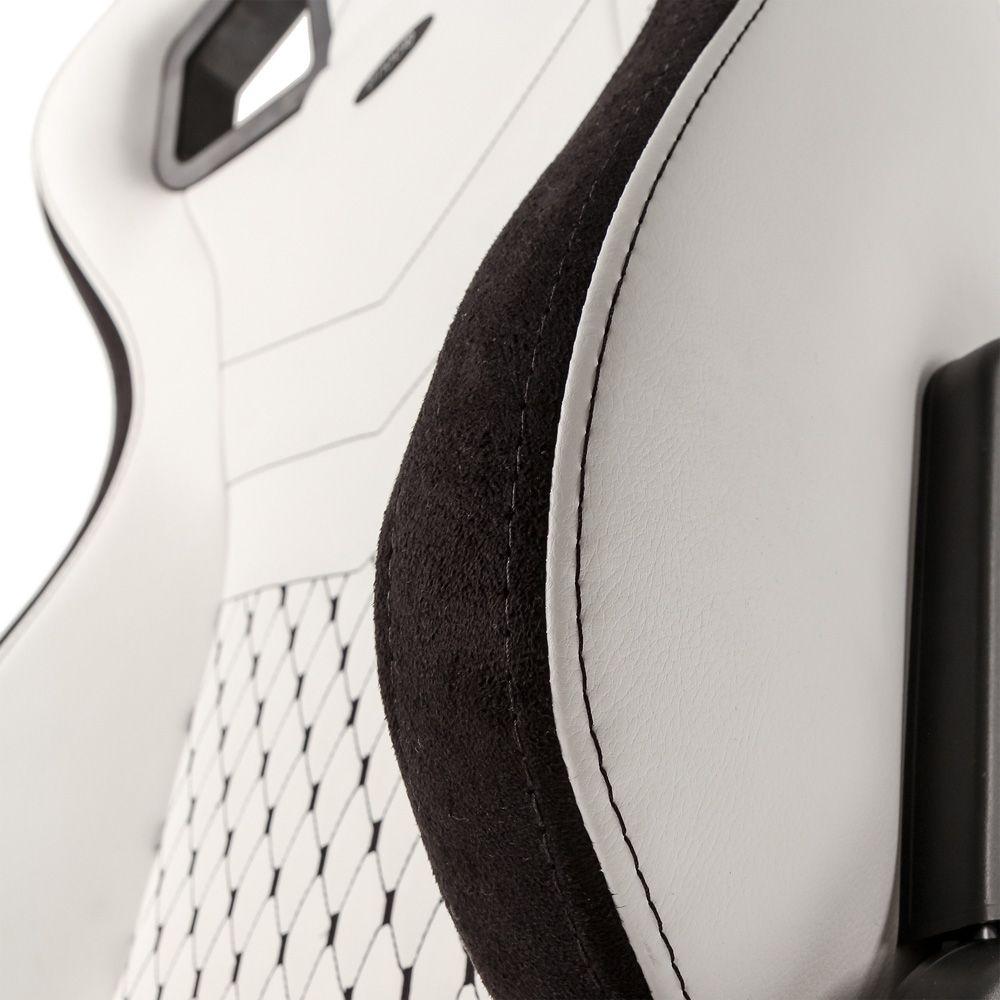 Гейминг стол noblechairs EPIC - бял/черен - 2