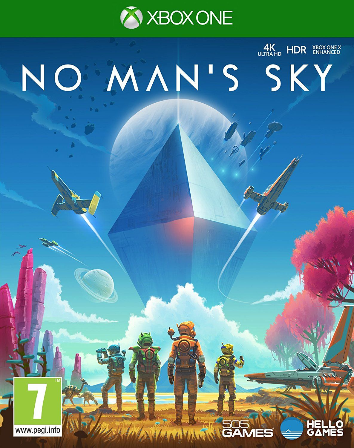 No Man's Sky (Xbox One) - 1