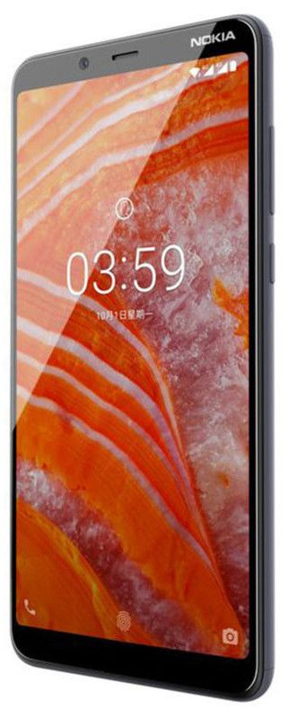 "Смартфон Nokia 3.1 Plus DS - 6"", 16GB, лилав - 2"