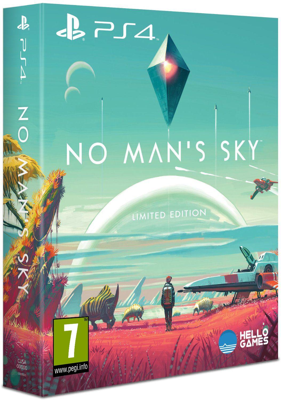 No Man's Sky Special Edition (PS4) - 1