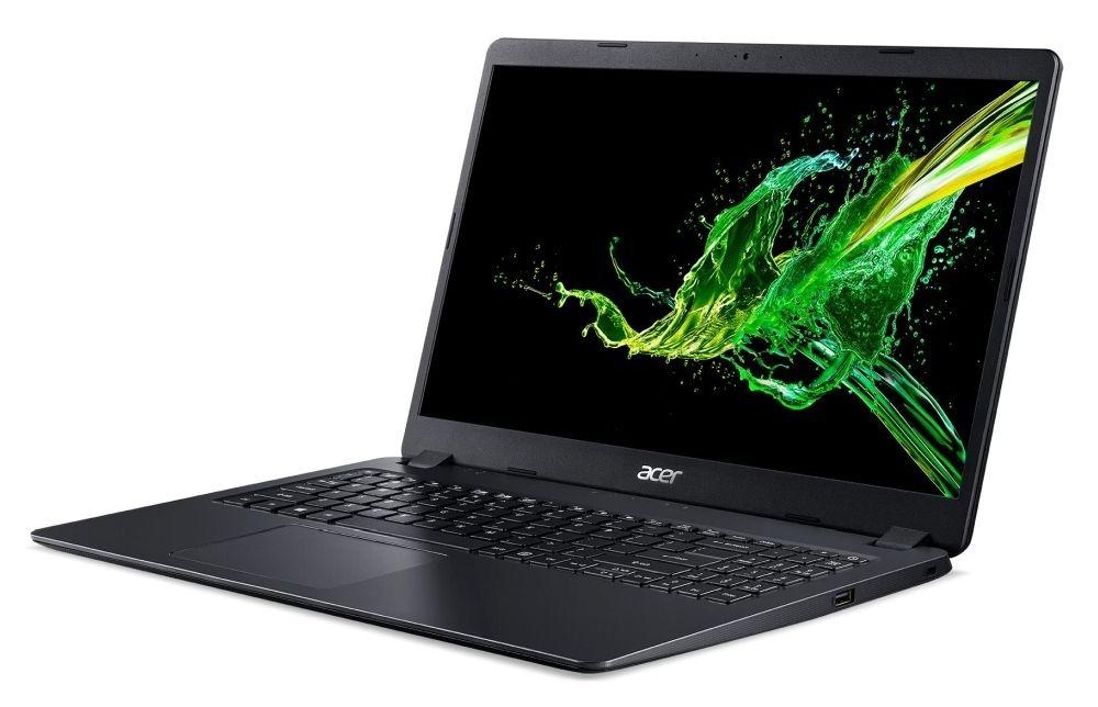 Лаптоп Acer Aspire 3, - A315-54K-57KJ, черен - 3