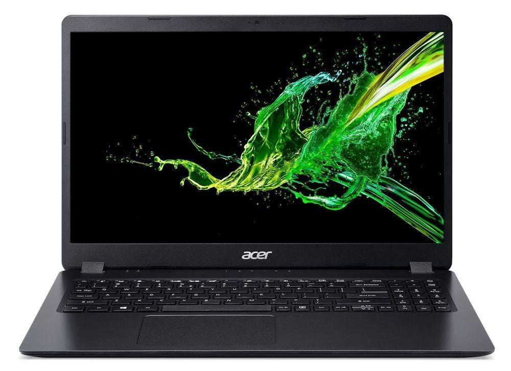 Лаптоп Acer Aspire 3, - A315-54K-57KJ, черен - 1