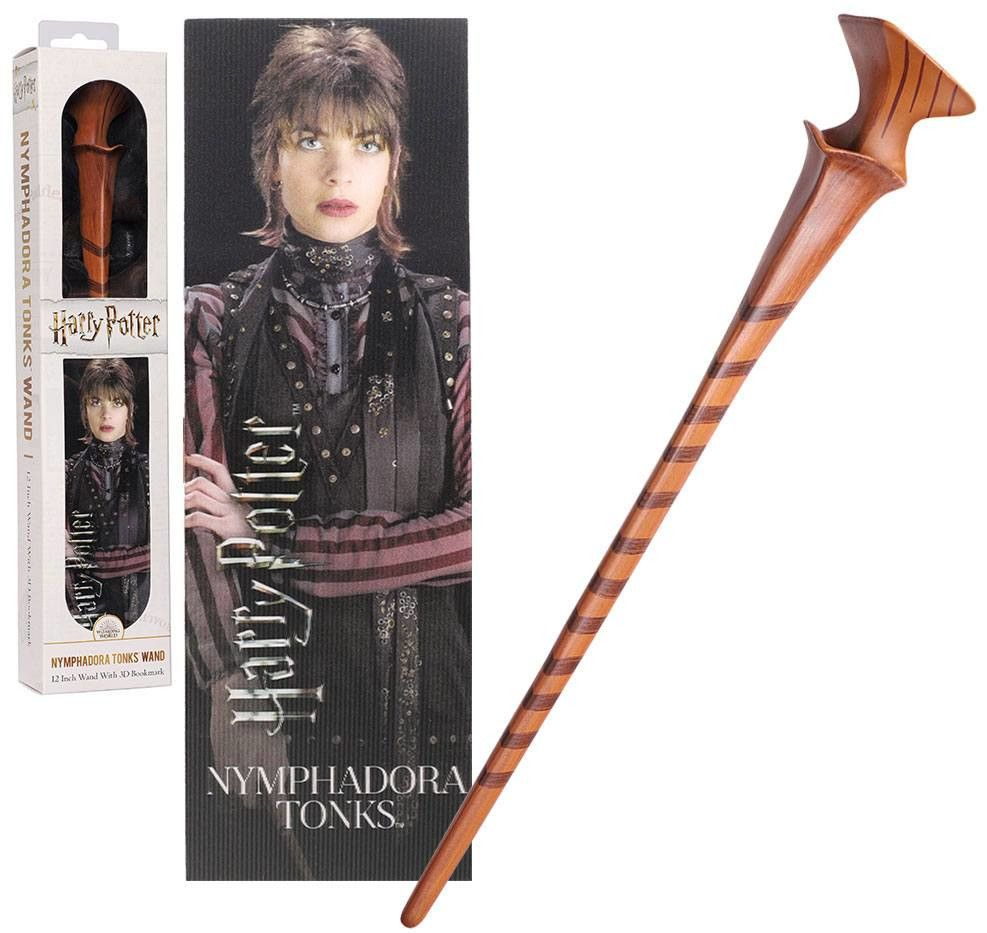 Магическа пръчка - Harry Potter: Nymphadora Tonks, 30 cm - 2