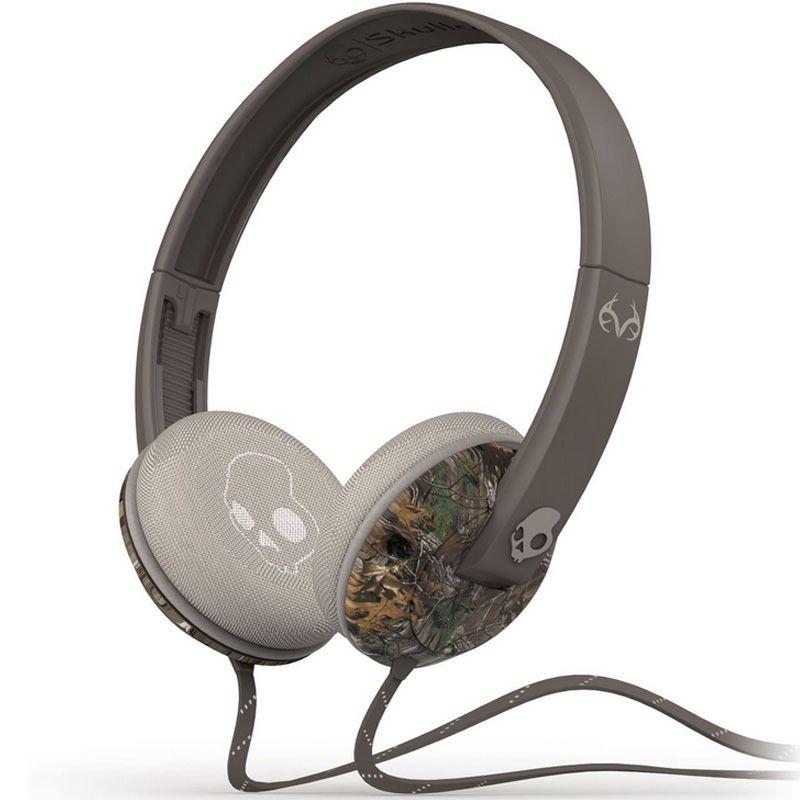 Слушалки Skullcandy Uprock - сиви/кафяви - 1
