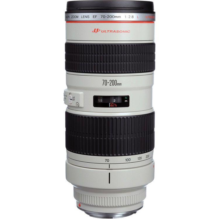 Обектив Canon EF 70-200mm f/2.8L USM - 8
