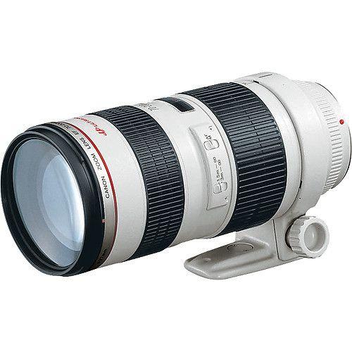 Обектив Canon EF 70-200mm f/2.8L USM - 1