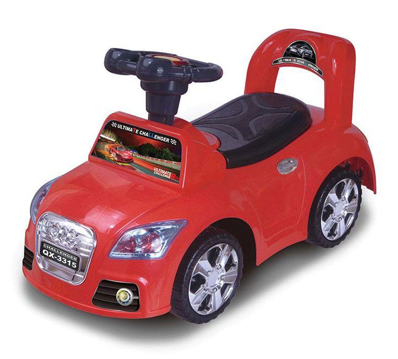Кола за возене ride on Ocie - Ultimate Challeger, червен - 1