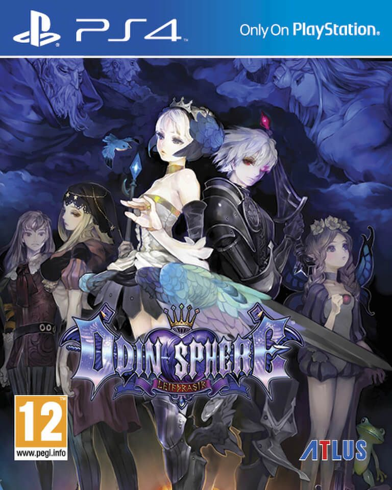 Odin Sphere Leifthrasir (PS4) - 1
