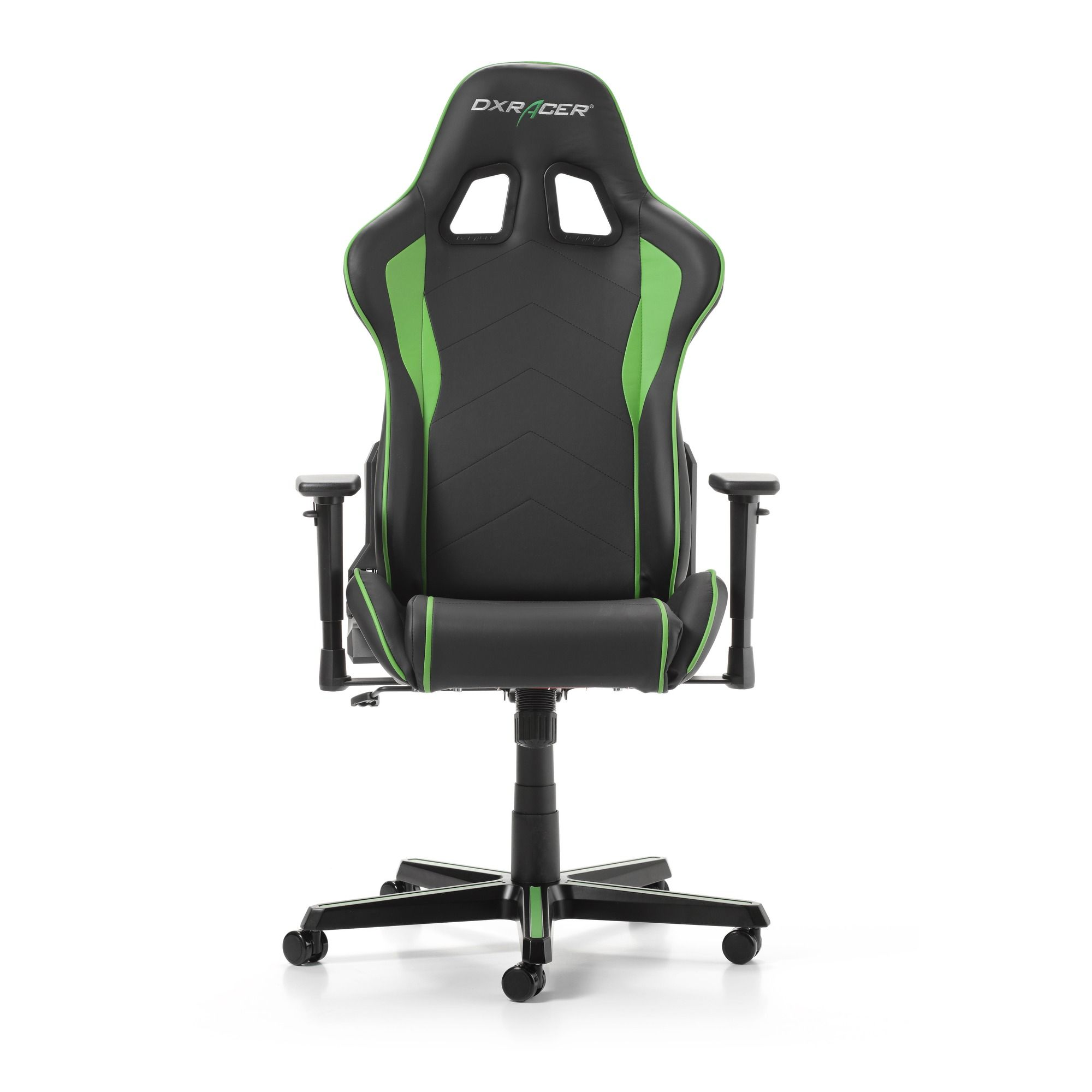Геймърски стол DXRacer - серия FORMULA, черен/зелен - OH/FH08/NE - 7