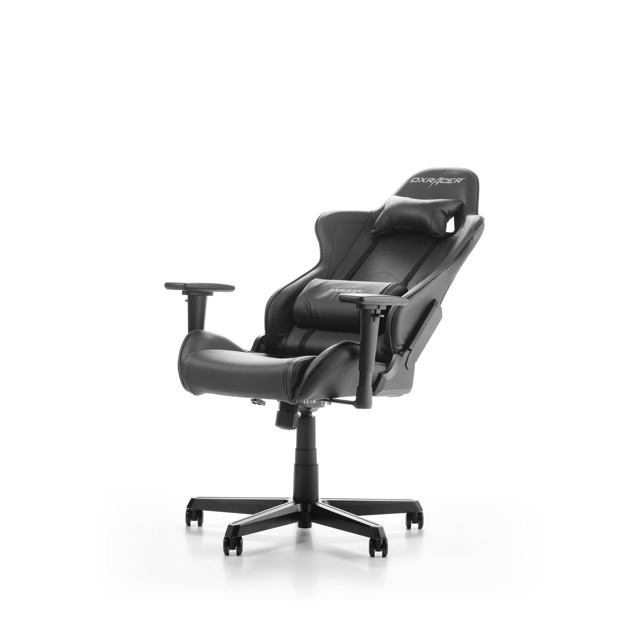 Гейминг стол DXRacer OH/FH08/N - серия FORMULA, черен - 4