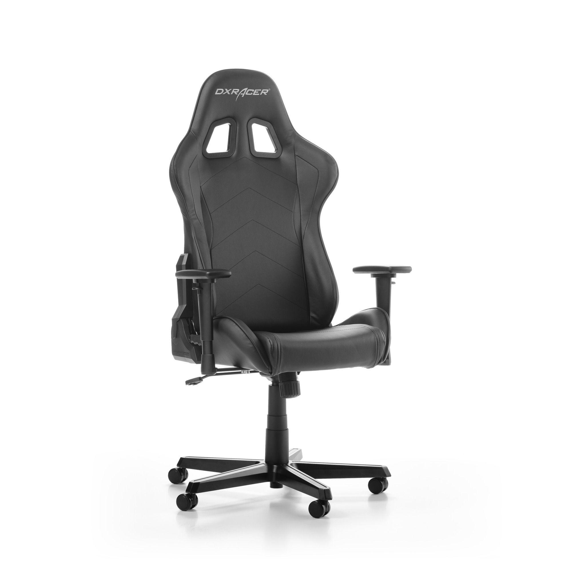 Гейминг стол DXRacer OH/FH08/N - серия FORMULA, черен - 10
