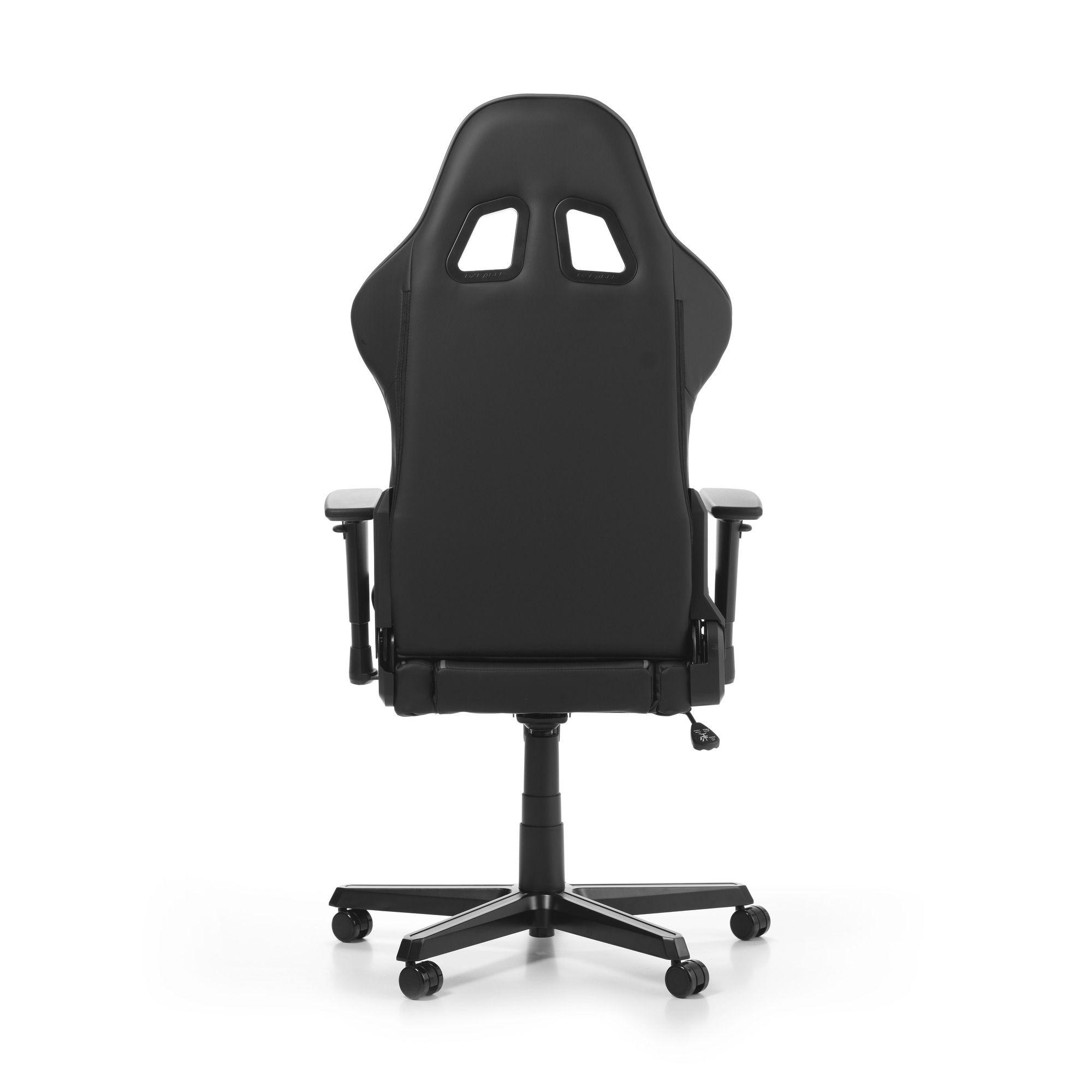 Геймърски стол DXRacer - серия FORMULA, черен/сив - OH/FH08/NG - 12