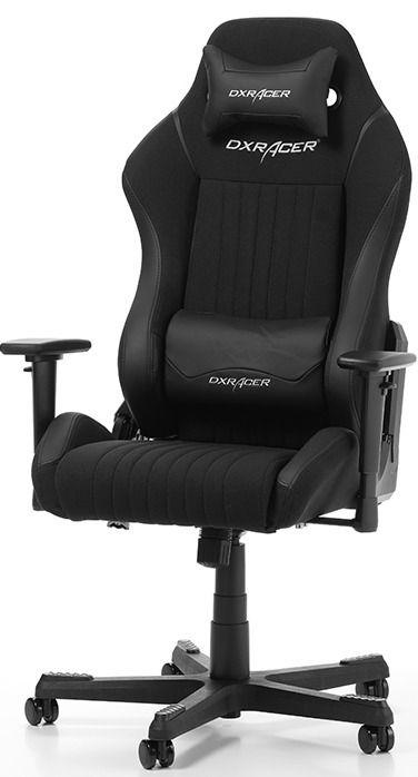 Геймърски стол DXRacer - серия DRIFTING, черен - OH/DS02/N - 1