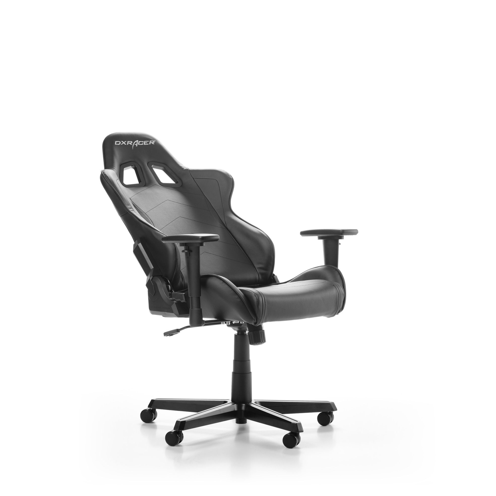 Гейминг стол DXRacer OH/FH08/N - серия FORMULA, черен - 5